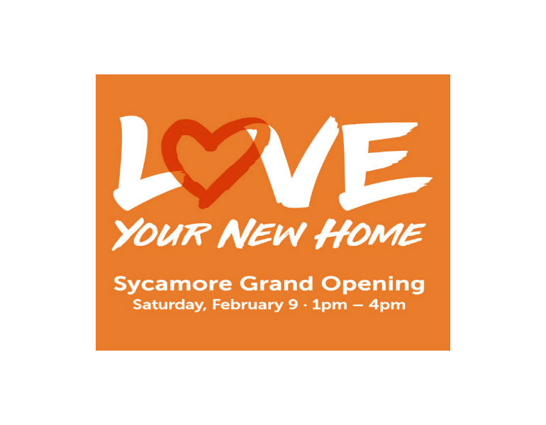 Welcome Sycamore