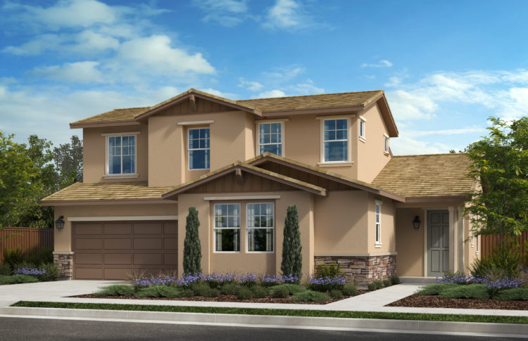 Live Oak Model Home Debut
