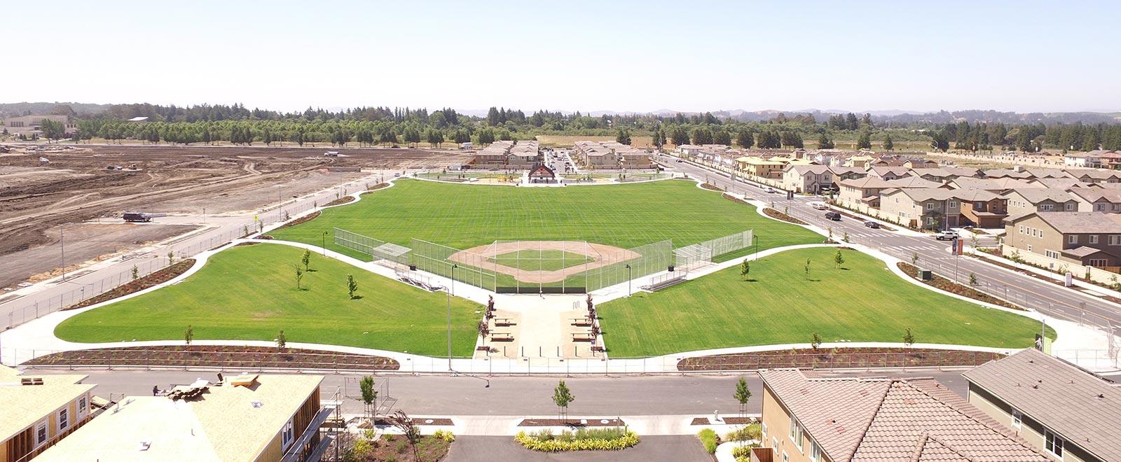 The Park at University District
